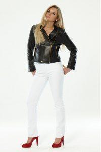 Carrie Biker Jacket