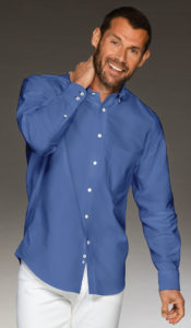 Padstow Shirt - Blue