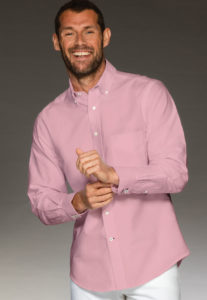 Padstow Shirt - Rose