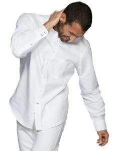Padstow Shirt - White