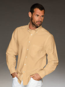 Padstow Shirt - Yellow