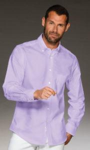 Padstow Shirt - Lilac