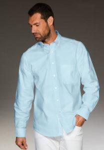 Padstow Shirt - Aqua